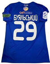 DYNAMO KIEV T-Shirt Match Worn Jersey Ucraina Adidas Original Shirt Size M