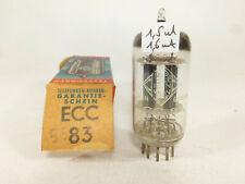 one old TFK 12AX7 ECC83 Telefunken, code Bfd01, diamond base <>, NIB & NOS