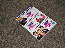 BRIDGET JONES'S DIARY EDGE Of REASON & BABY : DVD BOXSET + UV CODE (FREE UK P&P)