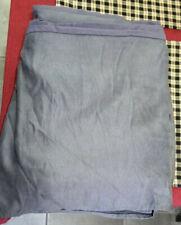 Full Size Gray Brushed Microfiber Bedskirt Bed Skirt