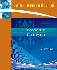 Economic Growth, Weil, David N., Good, Paperback