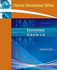 Economic Growth, Weil, David N., Good, Paperback