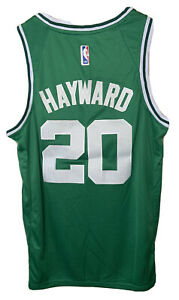 Authentic NBA Gordon Hayward Boston Celtics Fanatics Branded Dri Fit jersey NWT