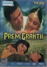 PREMGRANTH  - ORIGINAL  BOLLYWOOD DVD - Rishi Kapoor, Madhuri Dixit.