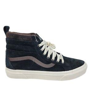 Vans Scotchgard Skateboard Repellent High Ankle Suede Shoe Men's 8.5 / Womens 10
