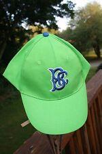 Brooklyn Cyclones St. Patrick's Day adjustable snapback cap