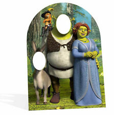 SHREK CHILD SIZE STAND-IN CARDBOARD CUTOUT - DREAMWORKS - GREAT FOR PHOTOS