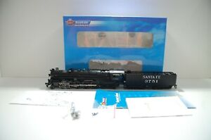 Broadway Limited 5158 US Dampflok 4-8-4 AT&SF #3751 analog / Sound in OVP