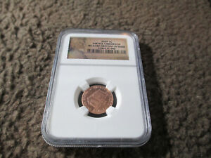 2009-P 1C Birth and Childhood NGC MS 65 RD Lincoln NGC Certified #3289535-080