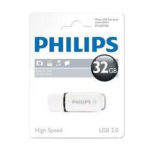 Philips FM32FD75B/10 32 GB Snow Edition USB 3.0 Flash Drive Memory