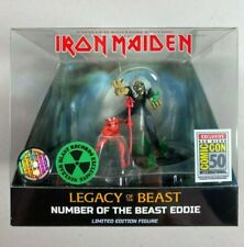Iron Maiden Legacy of The Beast Figure SDCC 2019 Comic Con