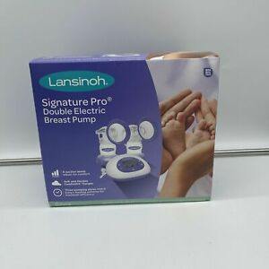 Lansinoh Signature Pro Double Electric Breast Pump UNOPENED BRAND NEW