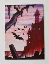 Cult Stuff Dracula Promo Trading Card P2