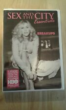 Sex And The City Essentials Breakups DVD Brand New Great Christmas Gift