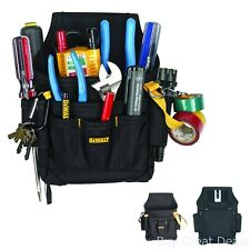 Electrician Tools Pouch Bag Contractor Technician Pocket Holder Storage Dewalt