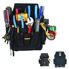 Electrician Tools Pouch Bag Contractor Technician Pocket Holder Storage Dewalt