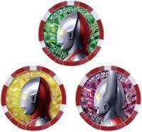 NEW Bandai Ultraman Z DX Ultraman Medal Ultra Regend Set 02 from Japan