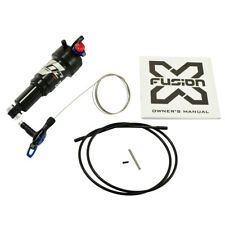 X-Fusion O2 PRO RLR Rear Shock with Remote Control For XC / TRAIL / AM, 165x38mm