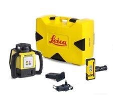 Rotating Laser Leica Rugby 620 w/ RodEye 160 & Li-ion Package 6005986