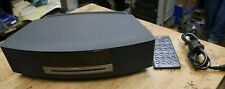 Bose Wave Music System Stereo Cd Player Radio with Remote Model# Awrcc1 used