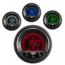 Prosport Evo 52mm LCD Oil Temp Deg C Gauge 4 colour with peak and warning