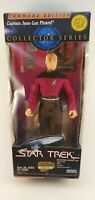 Star Trek The Next Generation Jean-Luc Picard Playmates Collector's Series 9""