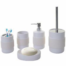Salle de bain bain de savon Bol Distributeur De Savon Wc Brosse Support Zahnputz Gobelet Brosse