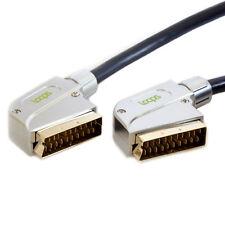 Connecteurs et câbles vidéo avec un connecteur Péritel