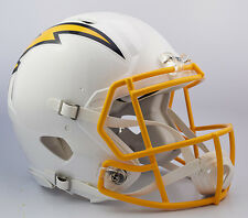 SAN DIEGO CHARGERS (COLOR RUSH) Riddell Full-Size Speed Authentic Helmet