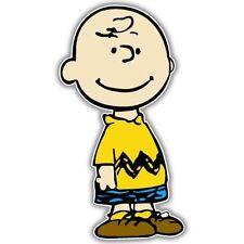"Charlie Brown Peanuts Snoopy Vynil Car Sticker Decal 2.5"""