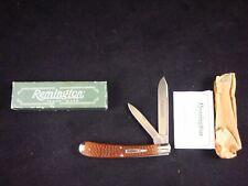 "REMINGTON UMC USA 1995 VINTAGE ""MASTER GUIDE"" BULLET KNIFE R1273 MINT CONDITION"
