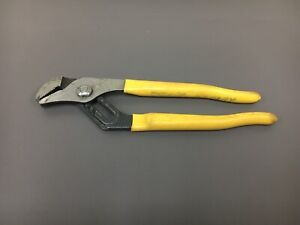"""Klein Tools -- D502-10 -- 10"""" Water Pump Pliers -- Tongue and Groove Pliers"""