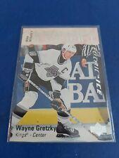 1995-96 Upper Deck Wayne Gretzky Electric Ice Parallel Card #252