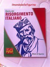 evado mancoliste figurine STORIA DEL RISORGIMENTO ITALIANO  € 0,30 Panini 2011