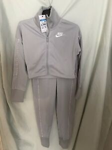 Girls Nike Tracksuit Aged 9-10 New With Tags