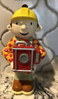 Bob the Builder Talking Figurine Learning Curve Tested Works