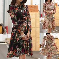 Womens Summer Casual Party Club Dress Clubwear UK Size 8 10 12 14 16 18 #5489