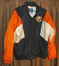 Used Older Apex One Button Jacket Chicago Bears Size Medium M - Glossy