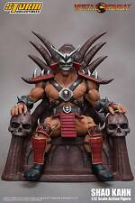 Storm Toys 1/12 Mortal Kombat Ultimate Boss SHAO KAHN With Throne New