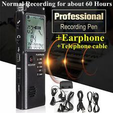 16GO Micro Espion Clé USB Flash Drive Enregistreur Vocal Numerique Dictaphone