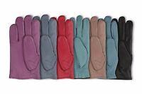 Suvorna Women's Sheep Skin Leather Fashion Wear Gloves