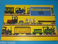 Holländischer Egger Bahn Katalog 1966/67 DRUCKFRISCH/NEU/MINT! RARITÄT!