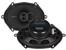"Crunch DSX572 5""x7"" 2 Way Coaxial Car Speakers 1 Pair"
