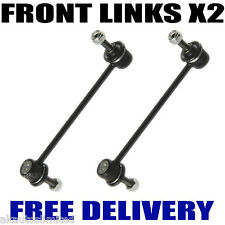 FOR MAZDA 323 09/2000-12/2003 Front Stabilizer Link LEFT & RIGHT Drop Links x2