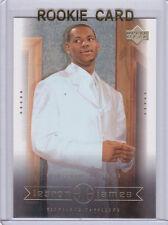 LeBRON JAMES 2003 NBA DRAFT #1 PICK RC Basketball ROOKIE Card CAVS MIAMI HEAT