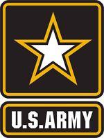 U.S. Army Wall Vinyl Decal Sticker Military