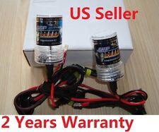 1 Pair HID bulbs HeadLight replacement H4L H4-2 8000K HID Hi/Lo Xenon Dual Bulbs