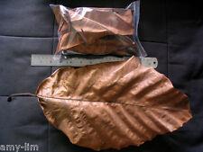 80g TEAK TREE (Tectona grandis) LEAF -for betta fighting fish, Almond Leaf subst