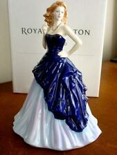 Royal Doulton Pretty Ladies KATHY BLUE Figurine HN 5153 - NEW / BOX!