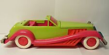 Vintage Jem and the Holograms 1986 Roadster w/ Working Fm radio Huge 24""